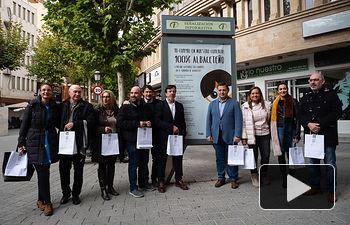 Presentación de la Campaña Yo compro en nuestro comercio 100% Albaceteño