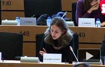 """Albiol: """"La propia actividad de Frontex es en sí misma una violación de los derechos humanos"""""""
