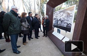 """Exposición Fotográfica \""""Génesis\"""" en el Parque Abelardo Sánchez de Albacete"""