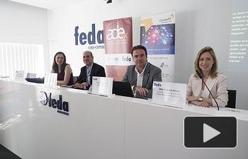 """Jornada """"Fomento de Clusters en Castilla-La Mancha"""", organizada por el Instituto de Promoción Exterior (IPEX)."""