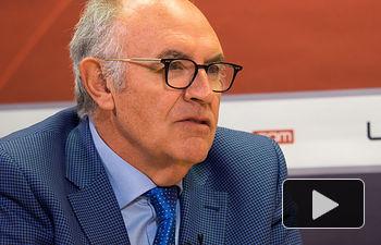José María Fresneda, secretario general de Asaja en Castilla-La Mancha