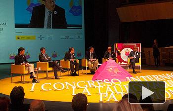 """Cuarta mesa redonda del I Congreso Internacional de Tauromaquia. """"Impacto económico de la Tauromaquia"""""""