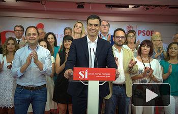 Pedro Sánchez home 260616