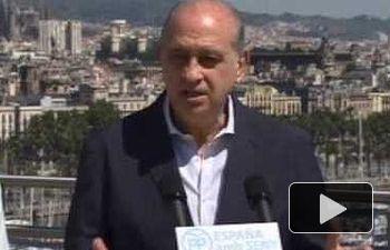 PP: La invitación a Otegi denigra al Parlament y a un pueblo que sufrió el terrorismo de ETA