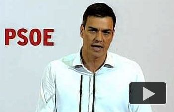 Pedro Sánchez: como Presidente, crearé un Ingreso Mínimo Vital