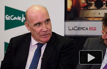 José María San Román, presidente de la Academia de Gastronomía de Castilla-La Mancha. Foto: Manuel Lozano Garcia / La Cerca