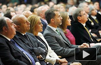 Apertura del curso 2014-2015 de las universidades españolas