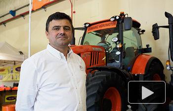 Francisco Gomariz, poresidente de Gomariz Agromotor