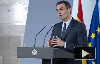 Pedro Sánchez, presidente del Gobierno. Foto: Moncloa.