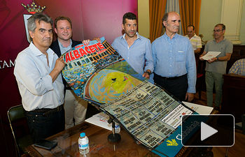 Presentación de los carteles de la Feria Taurina de Albacete 2019. Foto: Manuel Lozano García / La Cerca