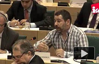 IU: Javier Couso, sobre las causas del surgimiento del ISIS