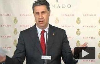 PP: Rueda de prensa de Xavier García Albiol