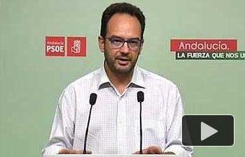 PSOE: Antonio Hernando insta a Rajoy a negociar,con quien ha conseguido acuerdos para la Mesa del Congreso