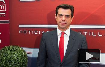 Javier Cuenca, delegado de la Junta de Comunidades de Castilla-La Mancha en Albacete.