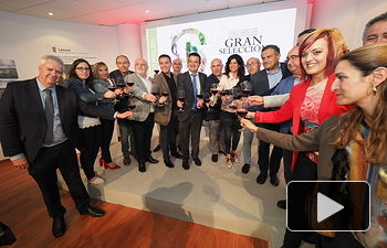 Presentación de los Premios Gran Selección. Foto: La Cerca - Manuel Lozano Garcia