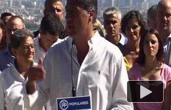 """Albiol: """"Nos dirigimos a todos los catalanes que crean que tenemos que seguir unidos"""""""
