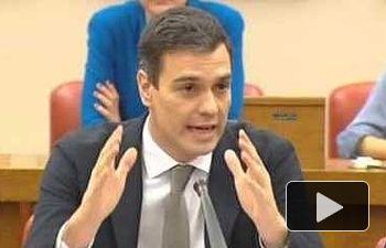 PSOE: Pedro Sánchez traslada un mensaje de confianza a la ciudadanía