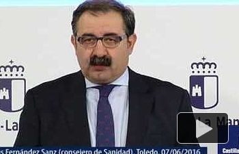 JCCM: Presentación del PLAN MÁS SANIDAD