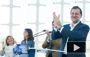 Mariano Rajoy clausura la presentación del Programa electoral