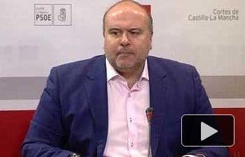 PSOE: C-LM está en la buena senda para cumplir con el déficit...