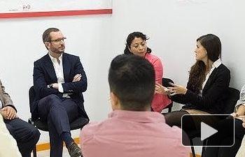 """Maroto: """"En materia de inmigración el mensaje es claro: trabajo e integración"""""""