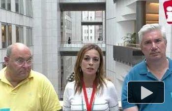 IU: Ángela Vallina y AVITE valoran el debate en la Comisión PETI acerca de los efectos de la talidomida