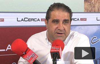 José Luis Sáez, responsable de ventas de POSVIMAN Emparrados.