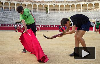 Escuela Taurina de Albacete. Foto: Manuel Lozano García / La Cerca