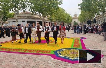 Ofrenda de Flores. Feria de Albacete 2019.