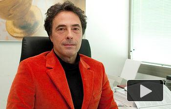 José Antonio Fernández, catedrático de Genética de la ETSIA de Albacete.