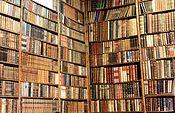 Libros. Imagen de archivo.