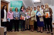 La Fundación Globalcaja Cuenca apoya, junto con la Asociación Luna, la integración social y laboral de las mujeres con discapacidad en la provincia