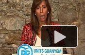 Intervención de Alicia Sánchez-Camacho en la Declaración de Barcelona