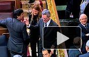 PSOE: Gallardón se va pero los que aplaudieron su ataque a las mujeres se quedan