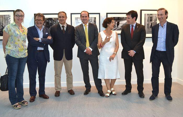 El Gobierno regional y PhotoEspaña llevan a Guadalajara la muestra fotográfica 'La ciudad y sus gentes'. Foto: JCCM.