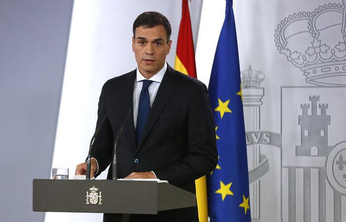 Pedro Sánchez - Presentación nuevo Gobierno