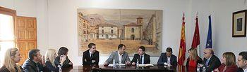 García-Page anuncia la puesta en marcha del Plan Especial para las sierras del Segura y Alcaraz. Foto: JCCM.