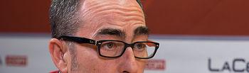 Francisco de la Rosa, candidato a la Secretaría General de Comisiones Obreras de Castilla-La Mancha