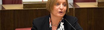 María Jesús Catalá, Directora Territorial de CaixaBank en Castilla-La Mancha y Extremadura