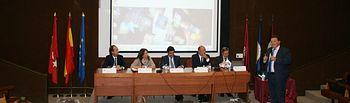 Echániz en el Foro de Empresas Innovadoras. Foto: JCCM.