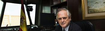 El que fuera profesor de la UCLM Luis Ortega Álvarez, en foto de archivo (Fuente: Tribunal Constitucional)