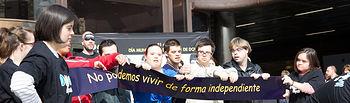 Día Mundial Síndrome de Down.