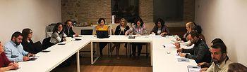 Reunion TCB -Colegio Arquitectos
