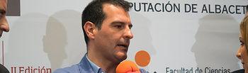 D. Ángel Tejada Ponce, decano de la Facultad de Ciencias Económicas y Empresariales de la UCLM en Albacete