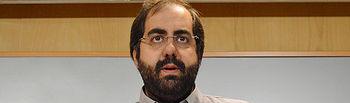 David Serrano, concejal de Régimen Interior.
