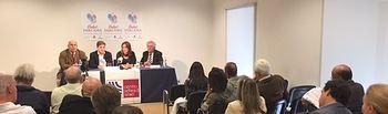 Presentación en Madrid de la XXXV edición de FARCAMA. Foto: JCCM.