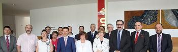 Acto de Graduación de la IV Promoción de Grado en Enfermería de la Facultad de Ciudad Real. Foto: JCCM.