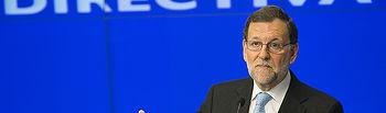 Mariano Rajoy preside la reunión de la Junta Directiva Nacional del PP