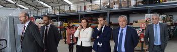 El Gobierno regional apuesta por la colaboración público-privada para impulsar el desarrollo empresarial de Castilla-La Mancha. Foto: JCCM.