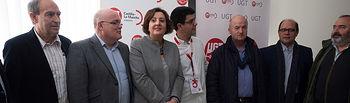 Congreso Constituyente de la nueva Federación de Servicios Movilidad y el Consumo de UGT Albacete